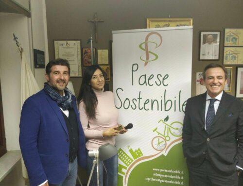 """Intervista di Canale21 al Presidente Nazionale """"I Paesi più Sostenibili d'Italia"""""""