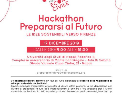 Paese sostenibile. Un'Hackathon a Napoli per le migliori idee di start up