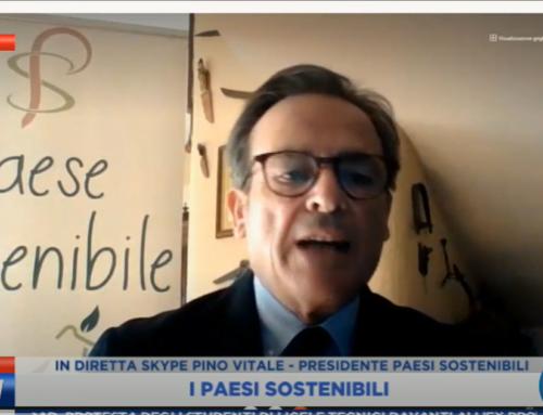 Intervista Canale21 al Presidente Pino Vitale